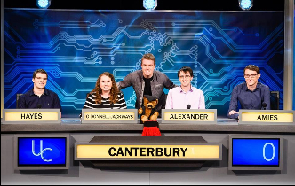 UC takes top spot in University Challenge