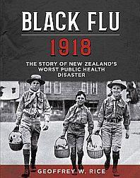 Black Flu book
