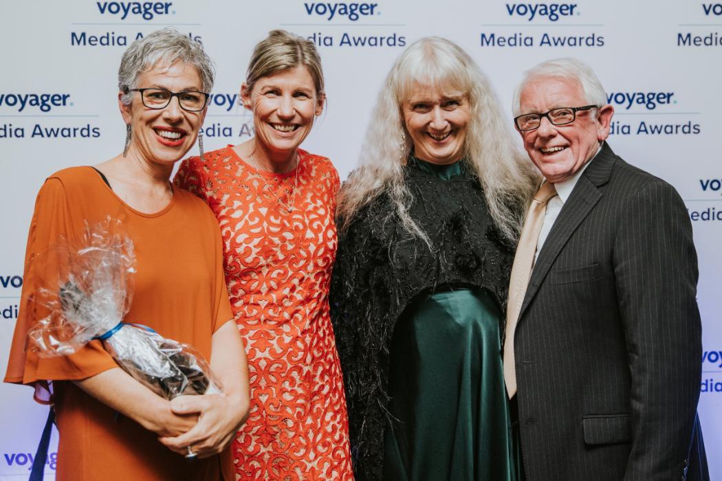 Voyager awards