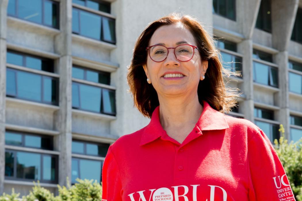 Professor Cheryl de la Rey, University of Canterbury Vice-Chancellor | Tumu Whak