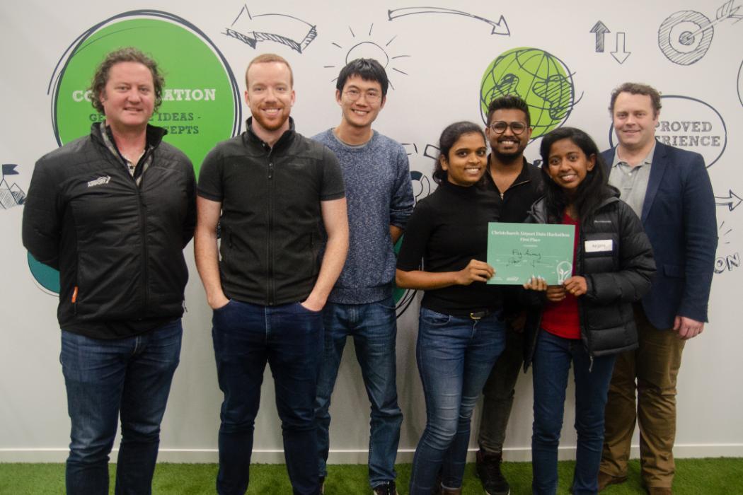 48 Hour Hackathon Challenge Team 1