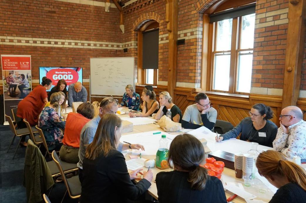 Aviva marketing workshop