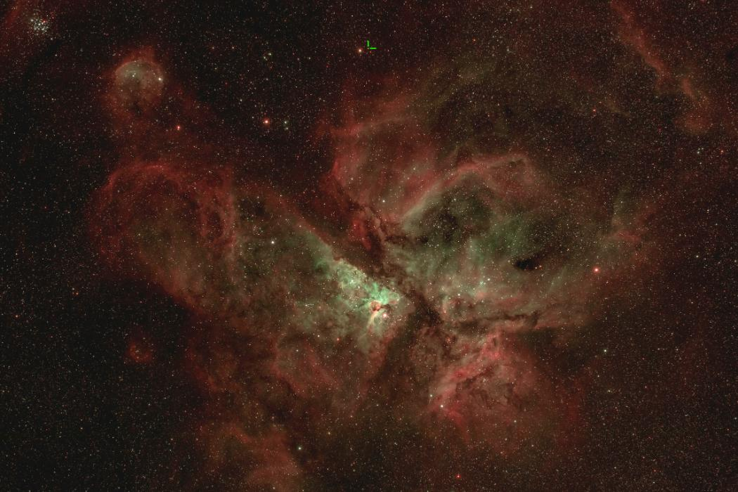 Great Nebula of Carina