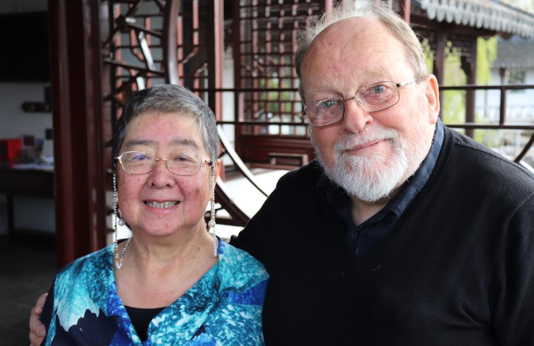 Jenny & Trevor Agnew