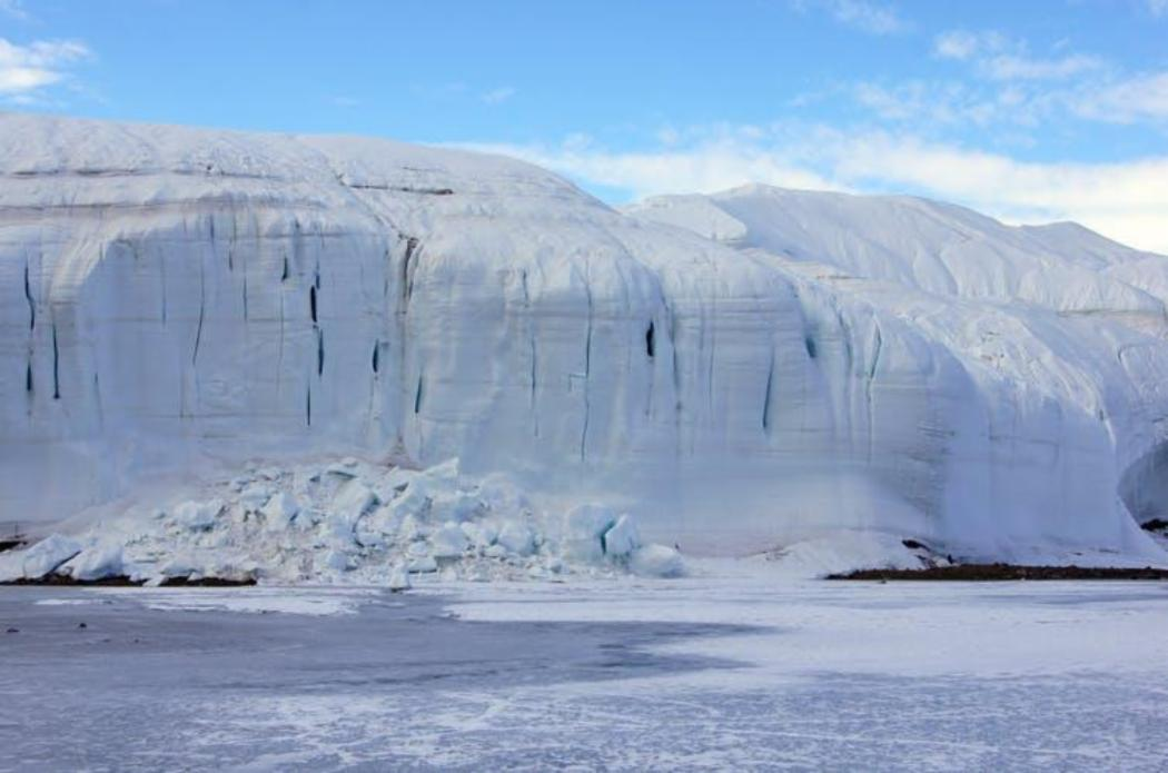 Recent research shows that west Antarctica is now melting