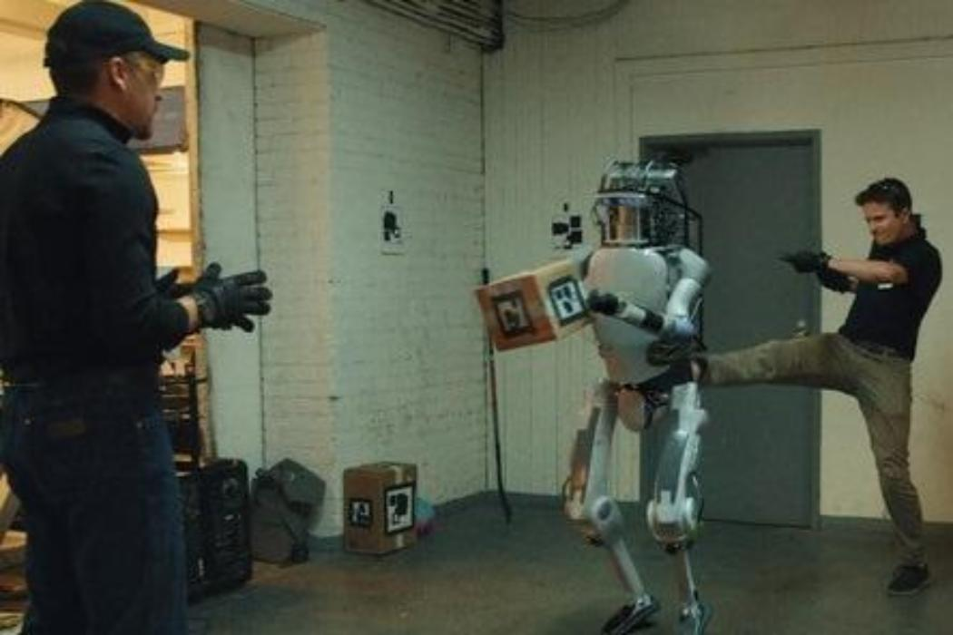 Is robot abuse immoral