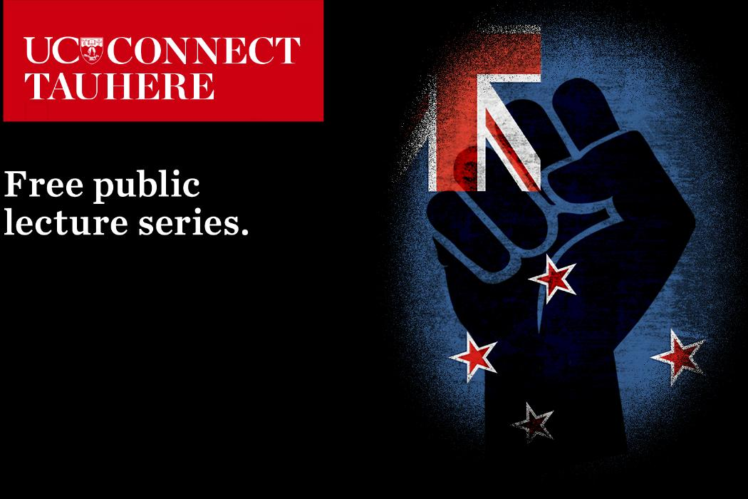 UC Connect talk: Why anti-racism and black lives matter in Aotearoa