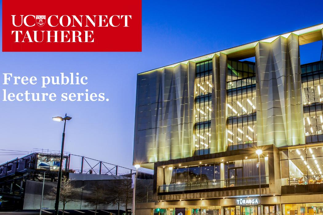 UC Connect: Earthquakes + Innovation = Resilience