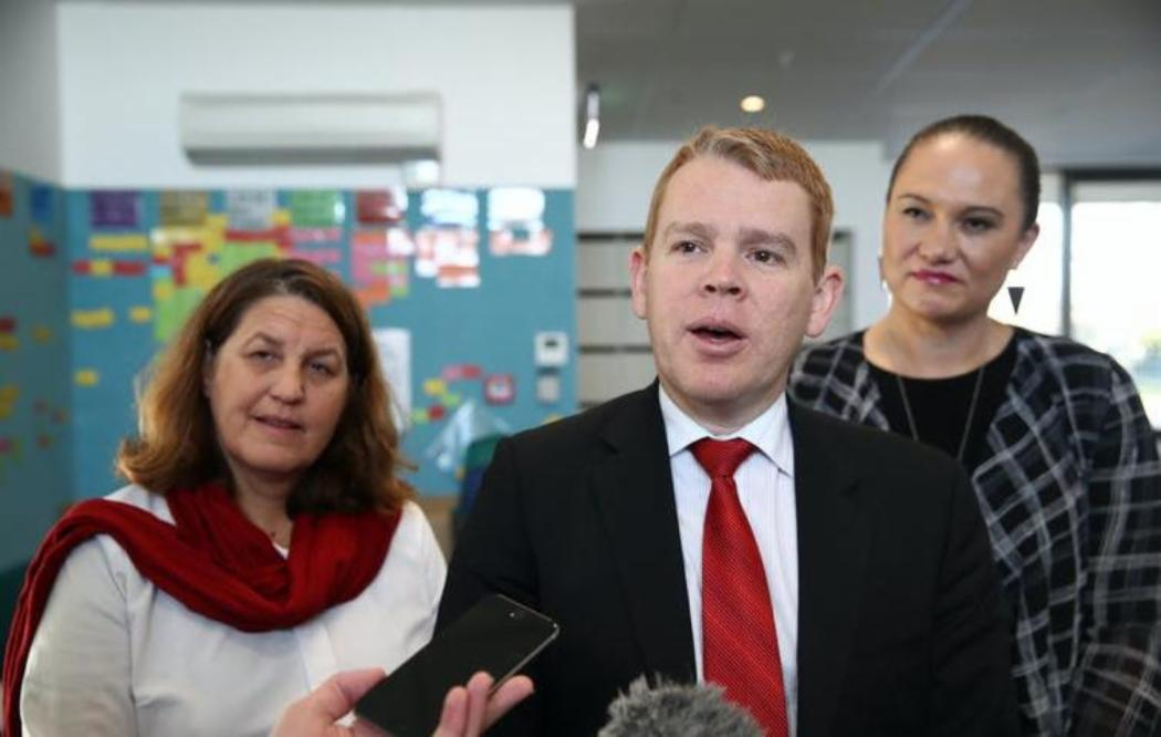 Education Minister Chris Hipkins: streaming is incompatible with Treaty of Waita