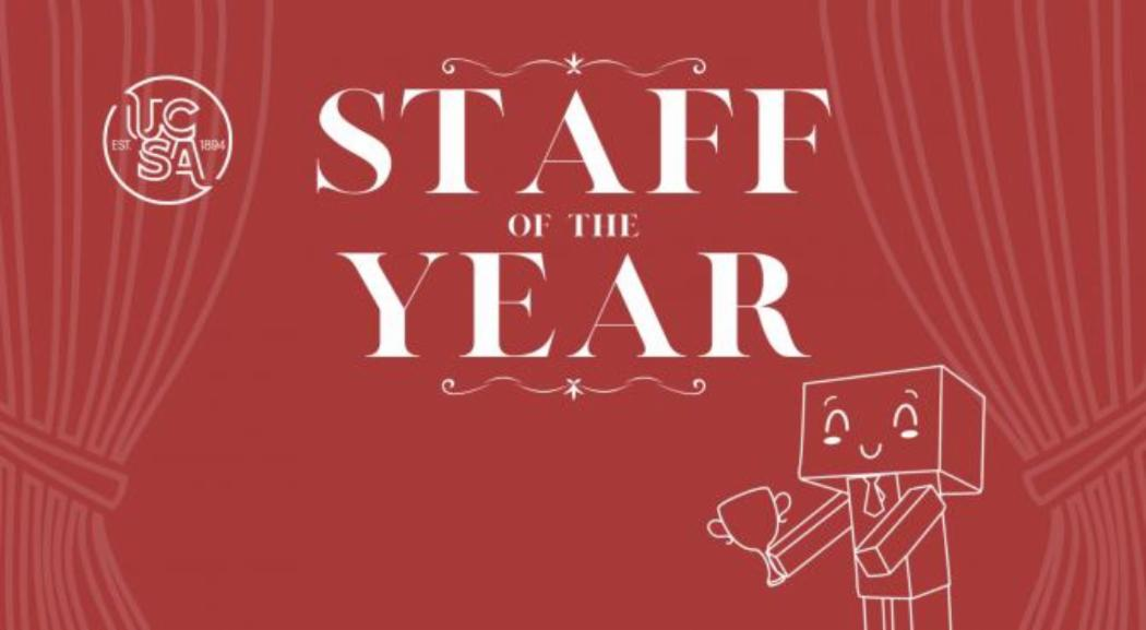 Staff of the Year