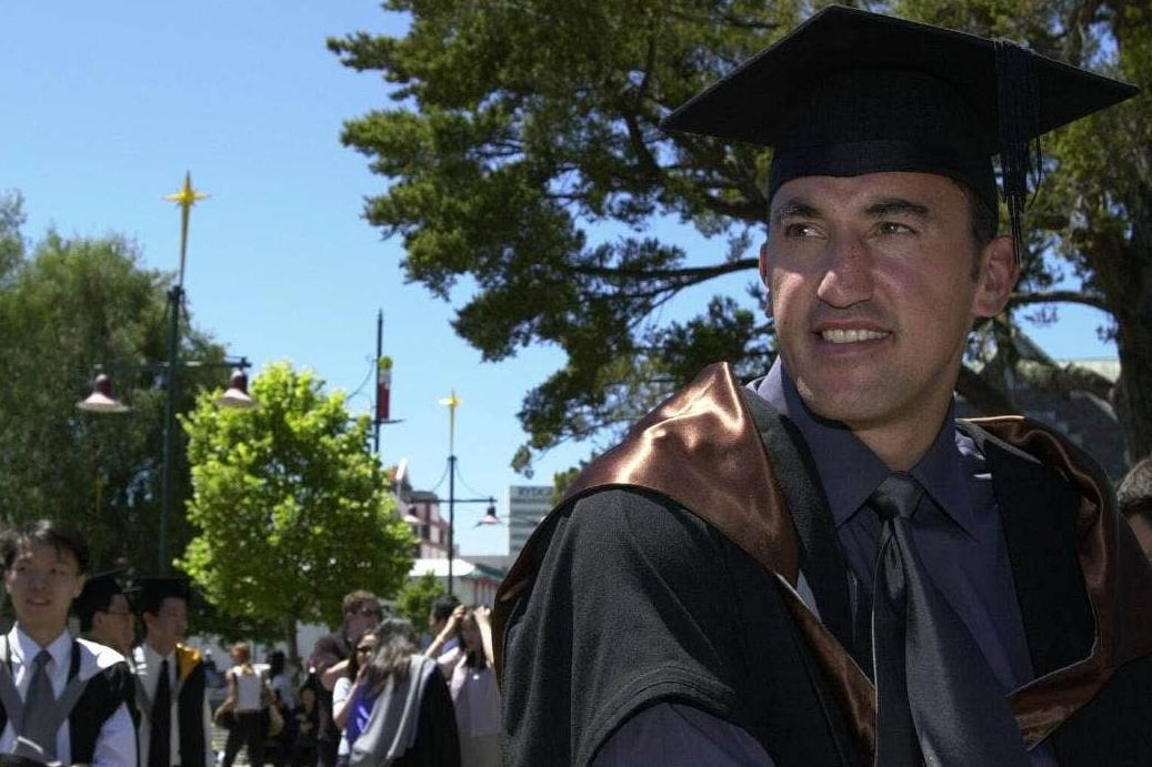 UC Graduate Daryl Gibson
