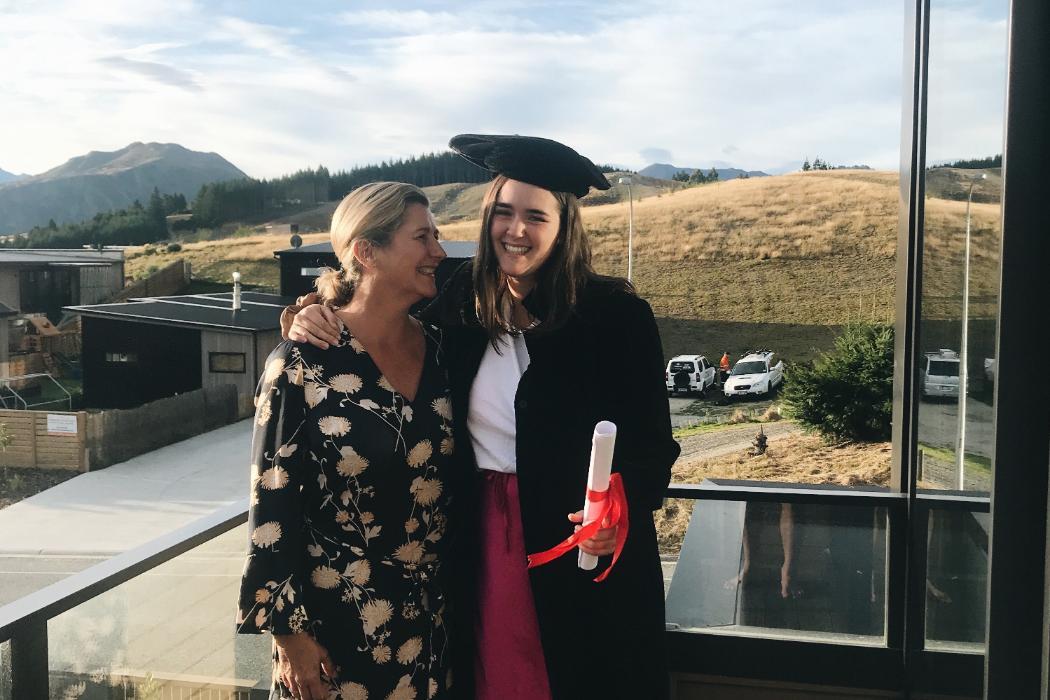 UC Graduate Victoria Watt