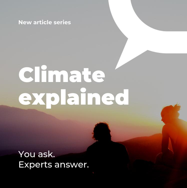 Climate explained