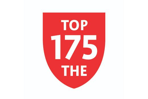 THE Top 175 badge