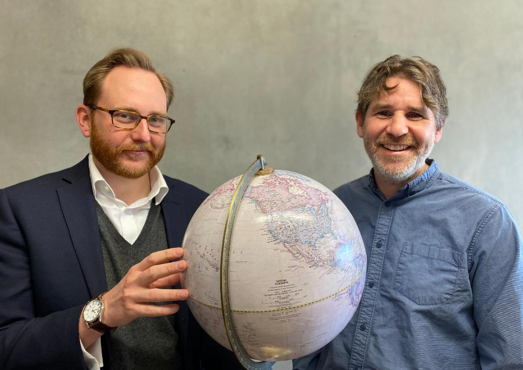 Tweets and web data help track languages around the globe