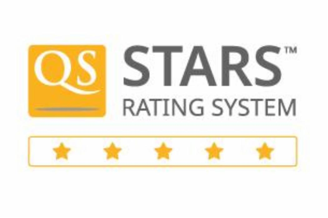 QS Star rating