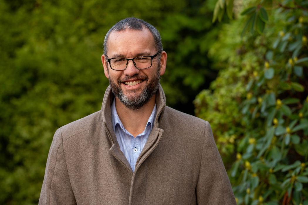 Adjunct Associate Professor Shaun Ogilvie