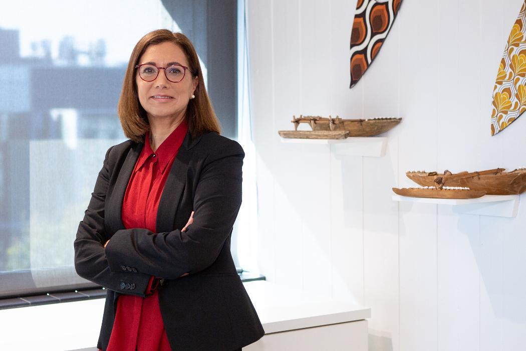 Vice-Chancellor Professor Cheryl de la Rey 2020