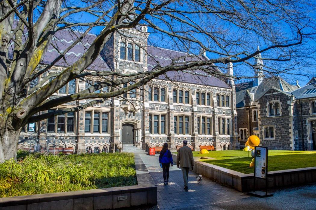 College of Fine Arts & Music