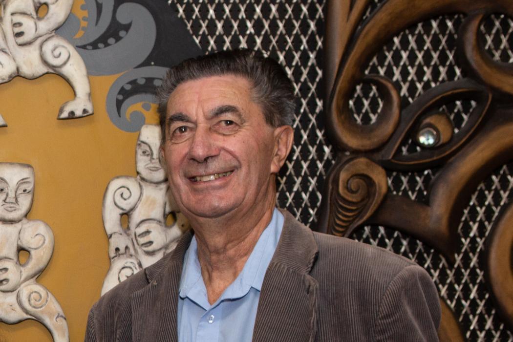 Professor Angus Hikairo Macfarlane