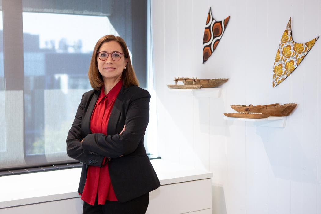 Professor Cheryl de la Rey
