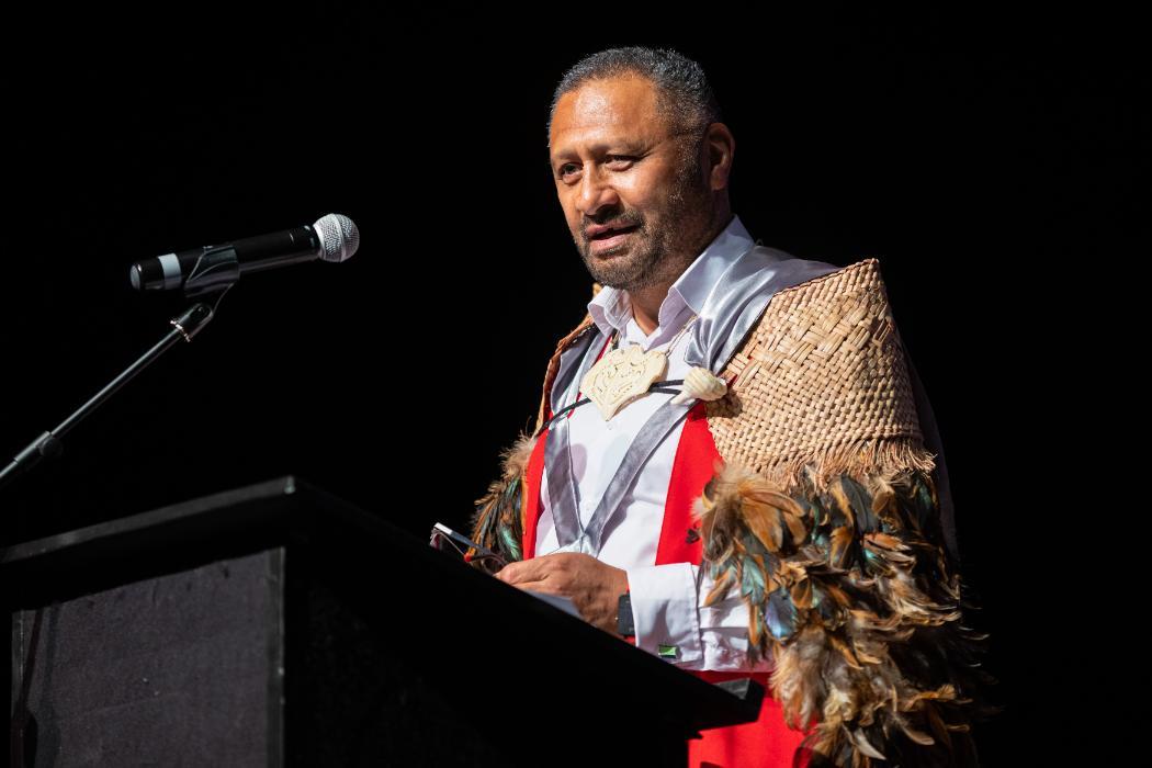 Dr Te Hurinui Karaka-Clarke