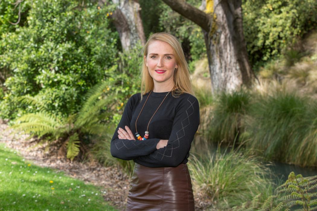 Associate Professor Elizabeth Macpherson