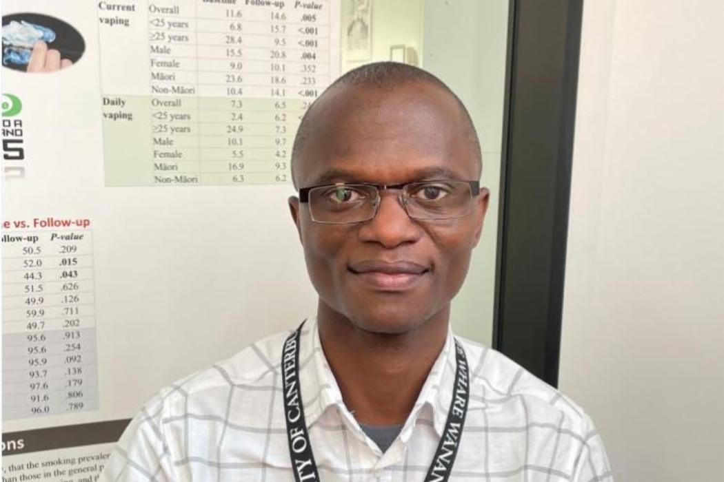 Dr Ben Wamalili