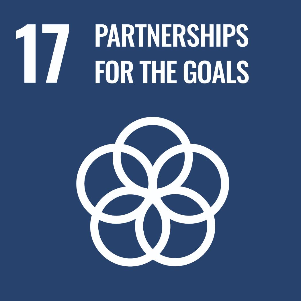 Sustainable Development Goals 17 - Partnerships for the goals