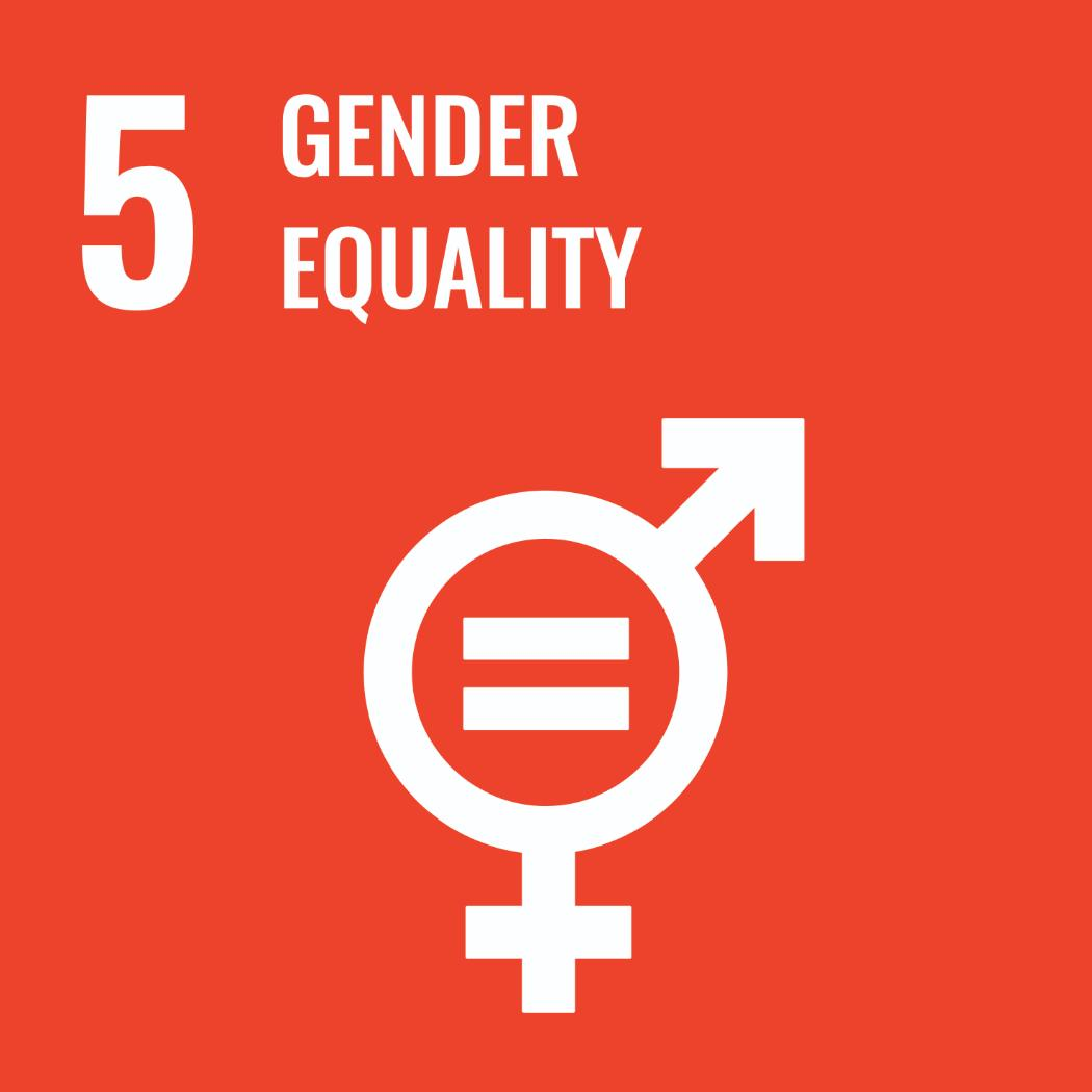 Sustainable Development Goals 5 - Gender Equality