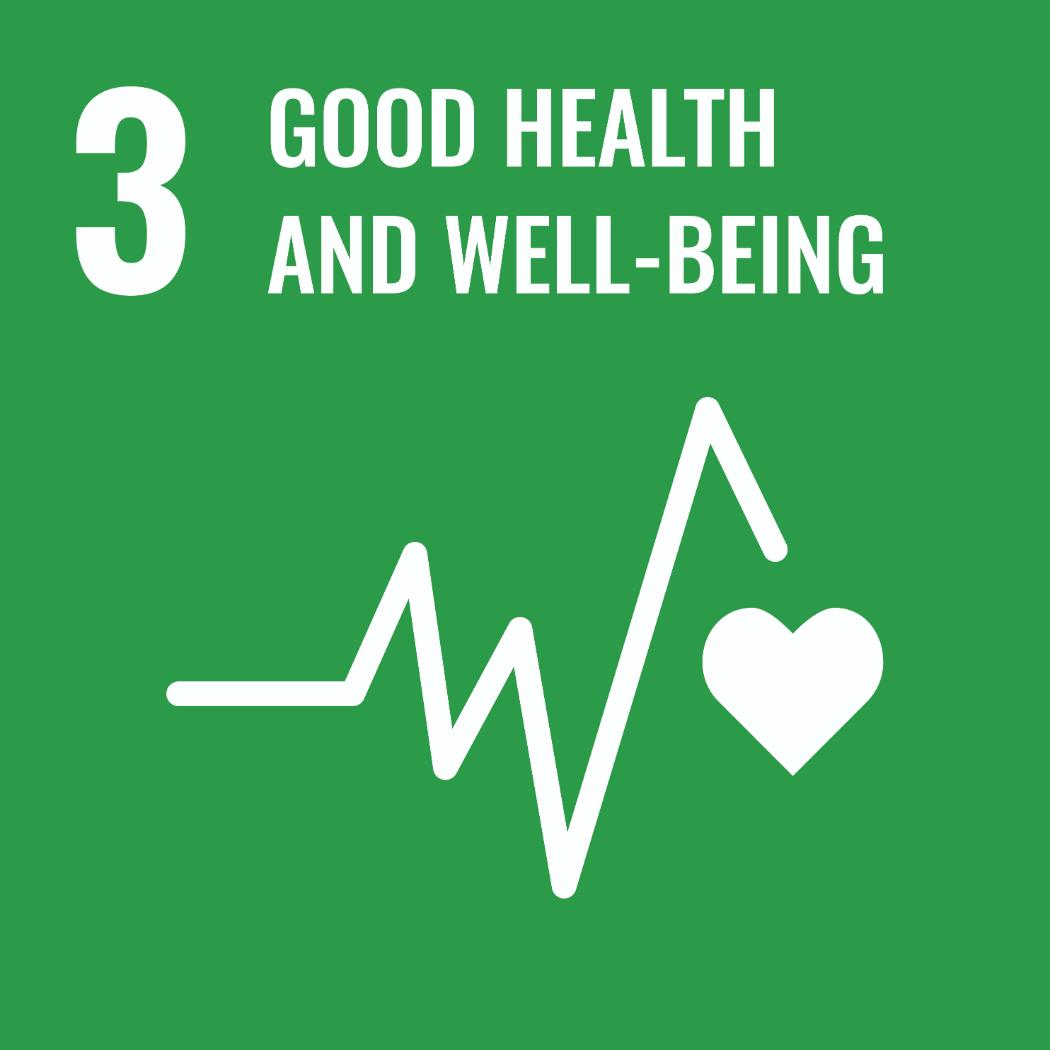Sustainable Development Goals 5 - Good Health and Wellbeing
