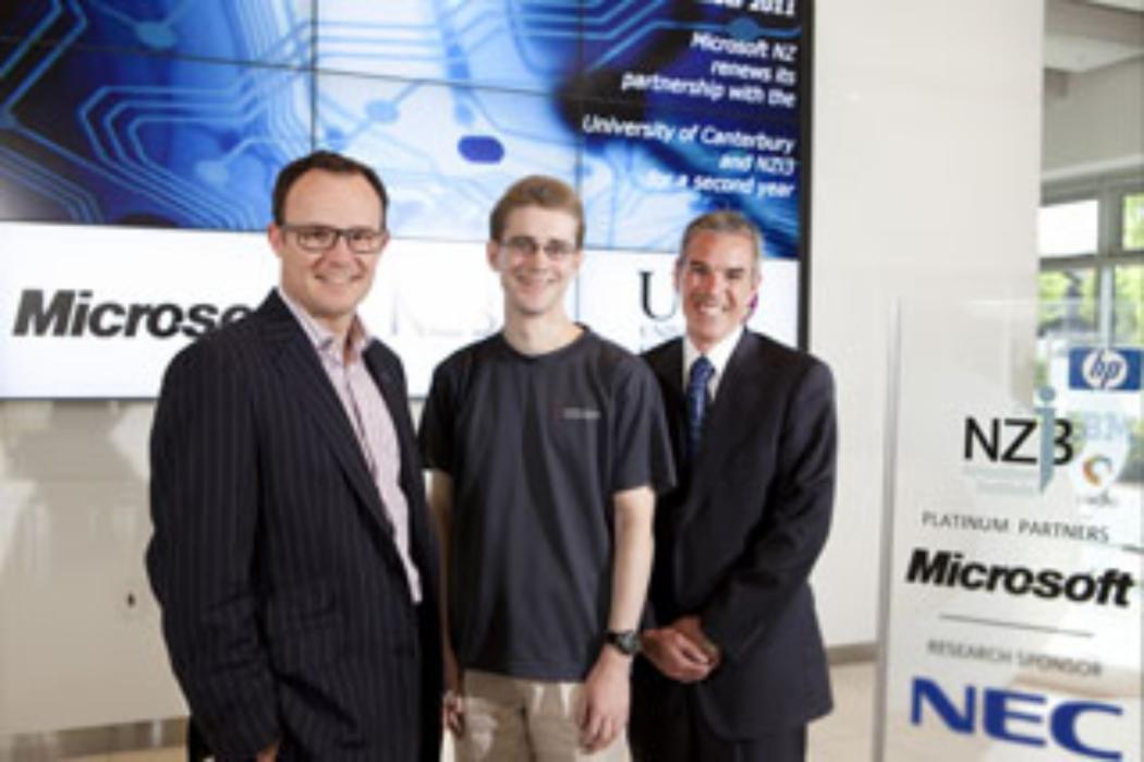 Microsoft New Zealand renews partnership with UC and NZi3