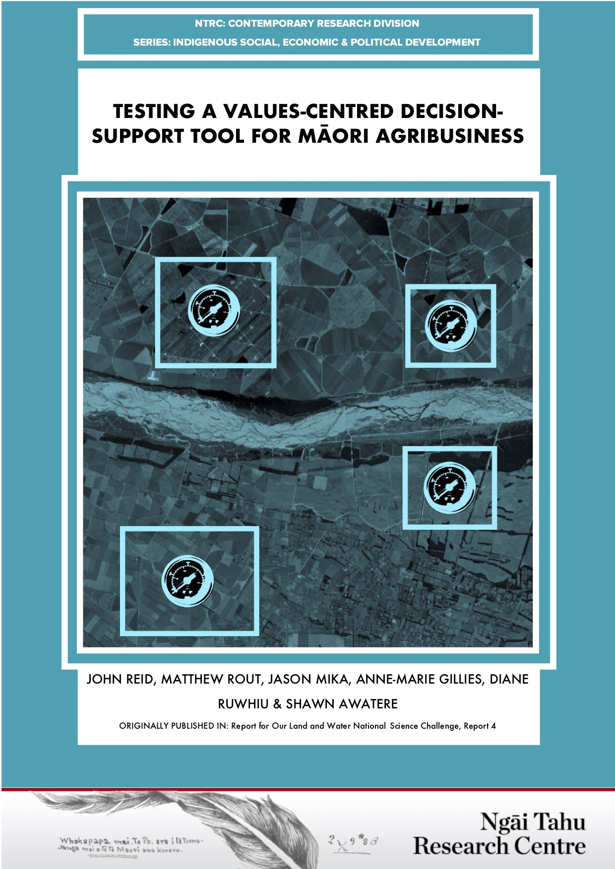 Testing a values-centred decision-support tool for Māori agribusiness