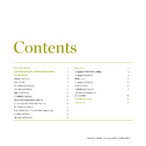 NZILBB 2013 Annual Report