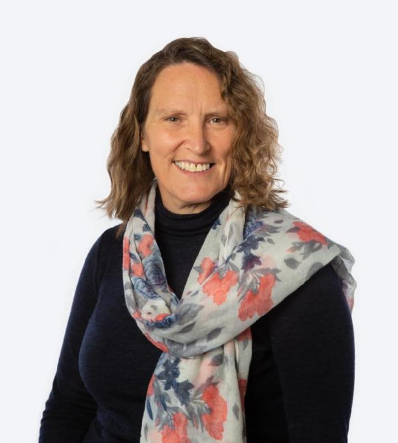 Catherine Moran Staff Profile Portrait
