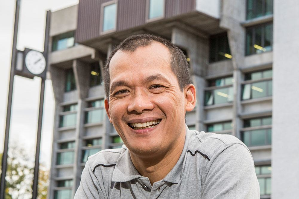 PhD Success Stories - Berton Panjaitan