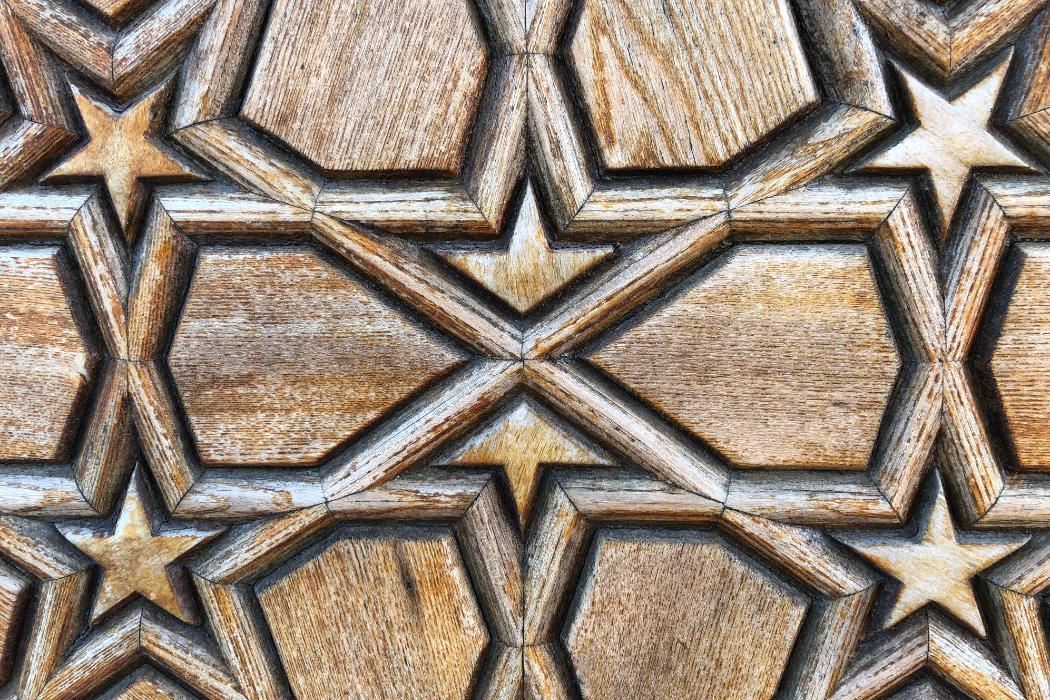 MATH_wooden_carving_stars