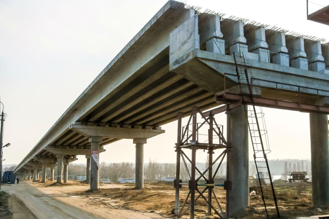 flyover under construction