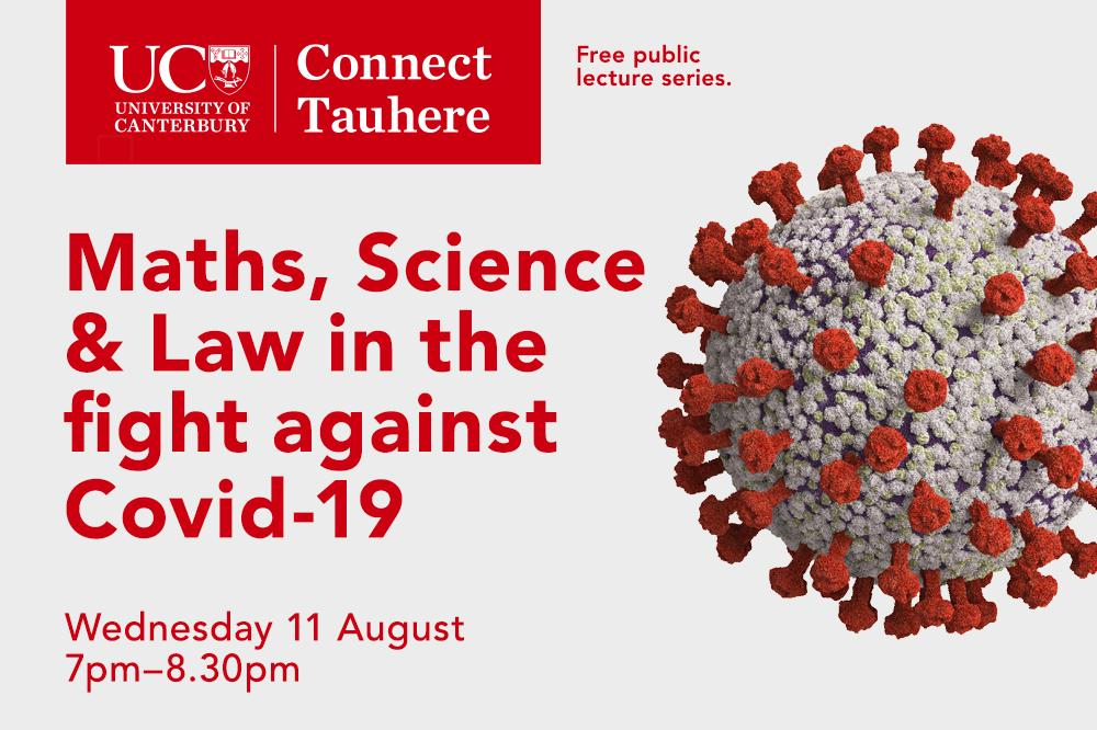 UC Connect: Maths, Science & Law in the fight against Covid-19