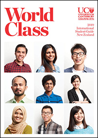A guide to life and study in New Zealand and UC for international students.
