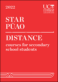 STAR at UC distance brochure