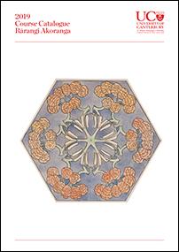 Course Catalogue cover