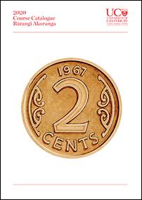 2020 Course Catalogue cover