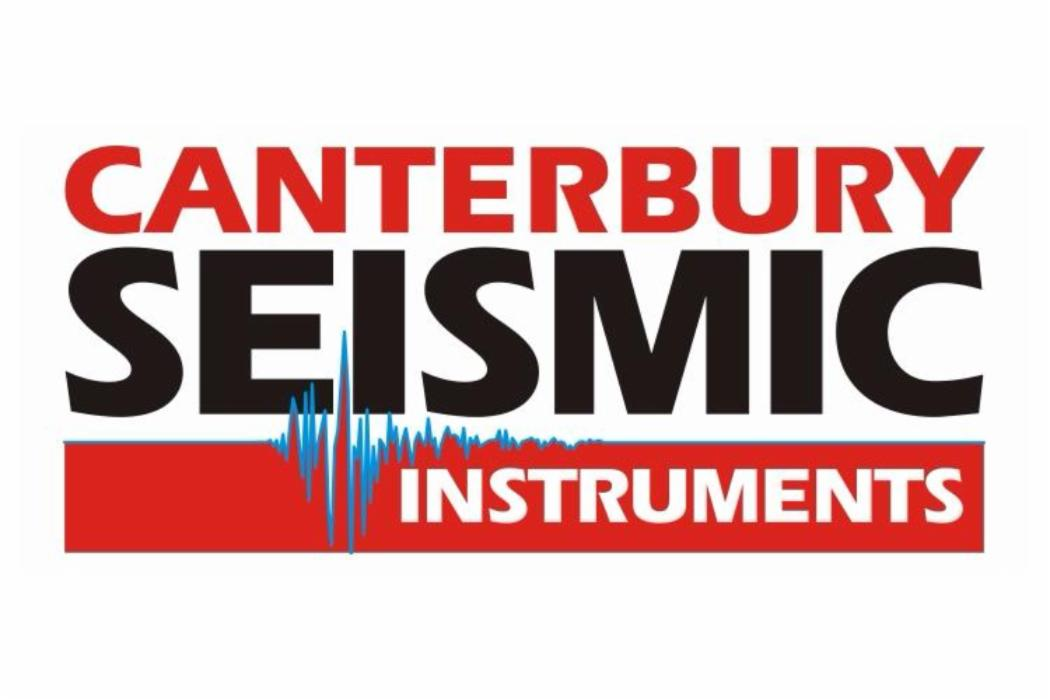 Canterbury Seismic Instruments logo