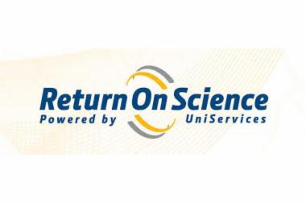 Return on science logo