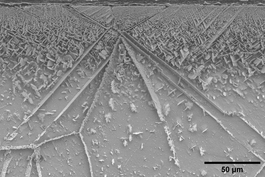 Materials Cluster, Nitride precipitates