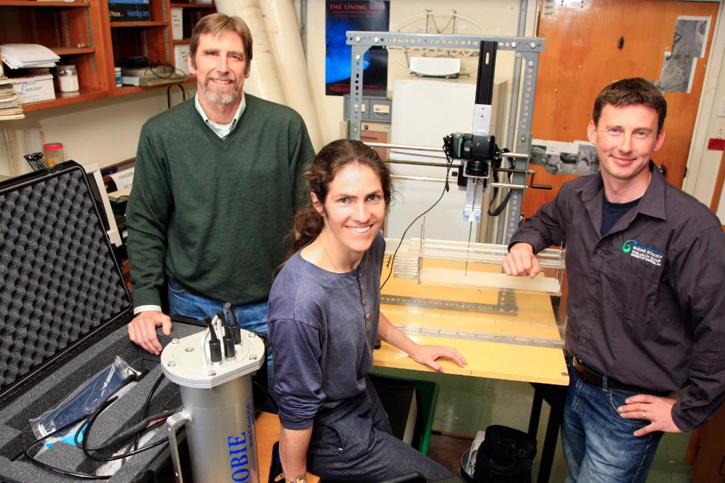 Professor David Schiel and co-workers