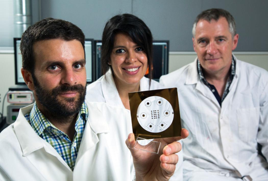 volker nock research report nanotechnology