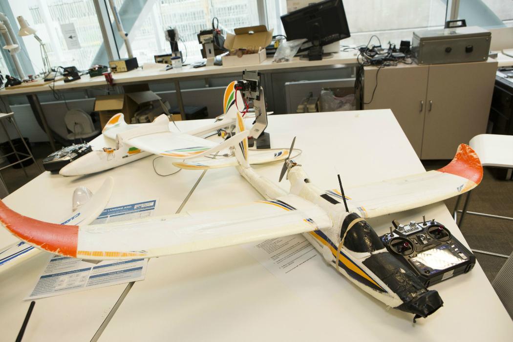 remote control plane