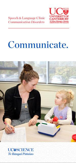 CMDS_Speech and Language Clinic